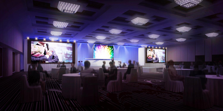 イベント用 セミナー 建築パース